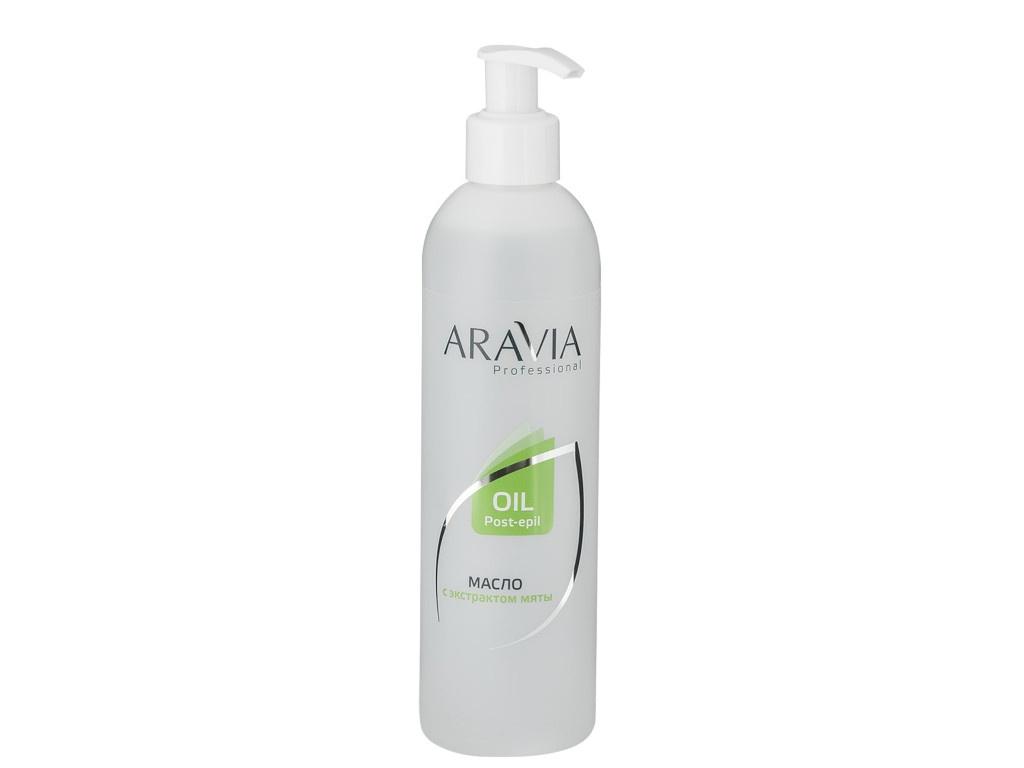 Aravia Professional Масло после депиляции с экстрактом мяты 300ml 1025