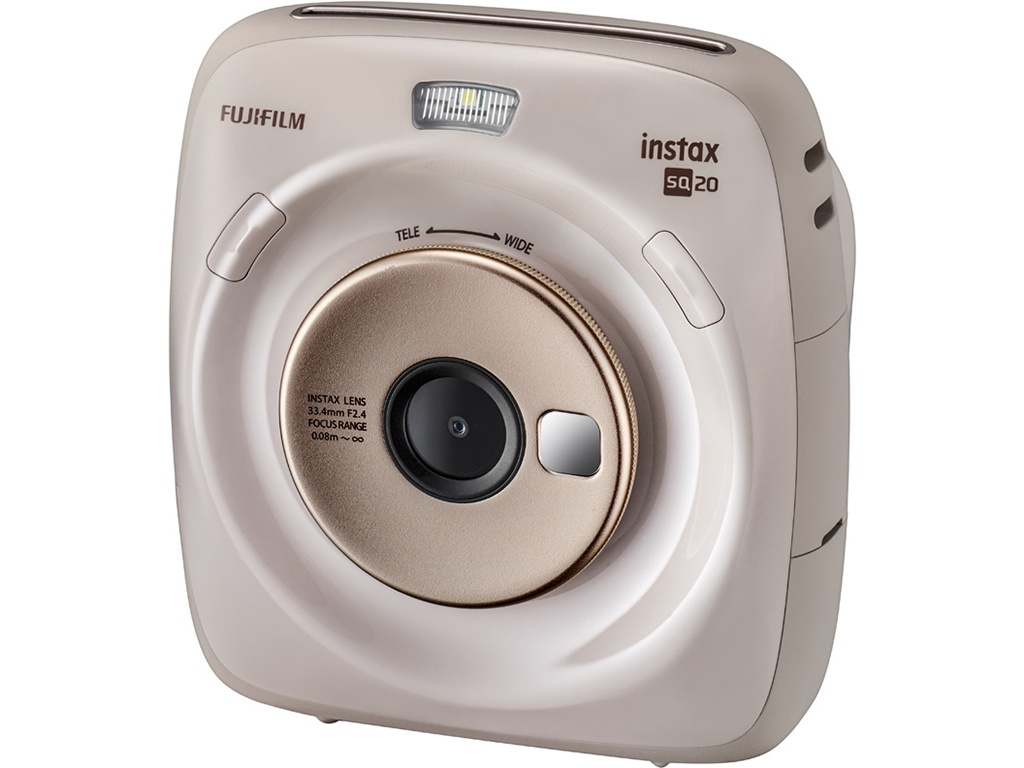Фотоаппарат Fujifilm Instax Square SQ20 Beige
