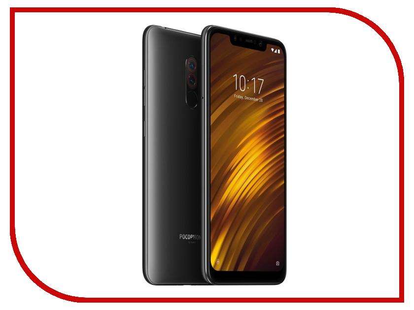 Сотовый телефон Xiaomi Pocophone F1 6/128GB Black 50mm f1 4 cctv tv lens c mount for gf3 gf2 gf1 g3 gh1 gh2 ep1 ep2 epl1 epl2 black