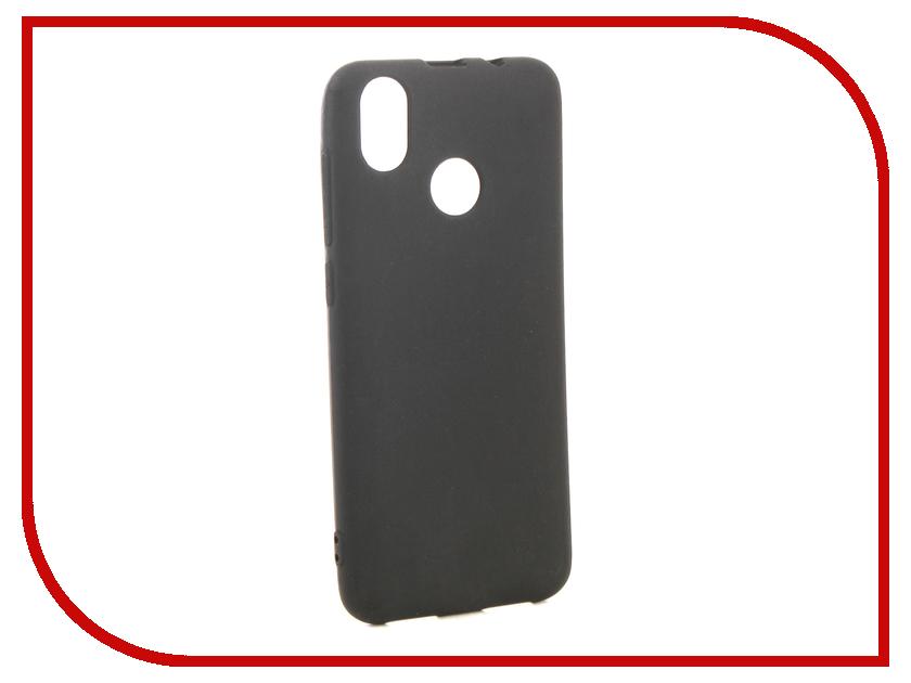 Аксессуар Чехол для BQ BQ-5011G Fox View Silicone Black original view window flip pu leather case cover for uhappy up920