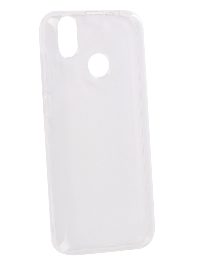 Аксессуар Чехол для BQ BQ-5011G Fox View Silicone Transparent mse 230 c bq 16