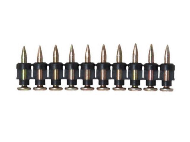 Гвозди Toua 2.7x17mm 1000шт 2717smoothEG