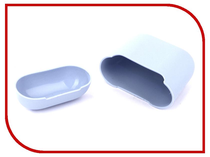 Аксессуар Чехол Gurdini Ultra Slim Silicone для Airpods Sky Blue 907786 аксессуар gurdini ipod shuffle 110030