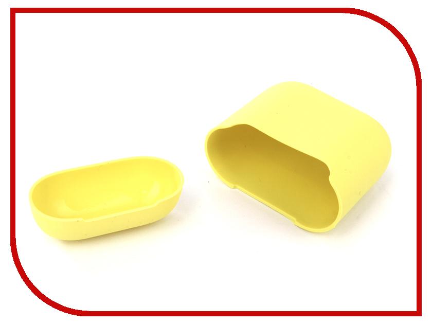 Аксессуар Чехол Gurdini Ultra Slim Silicone для Airpods Flash 908098 аксессуар gurdini ipod shuffle 110030