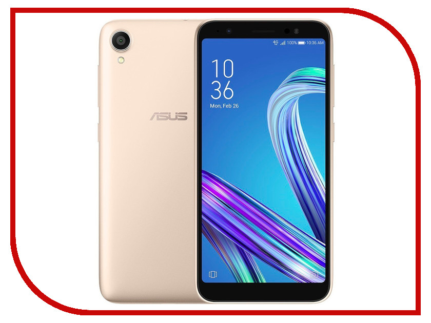 Сотовый телефон ASUS ZenFone Lite L1 G553KL Gold