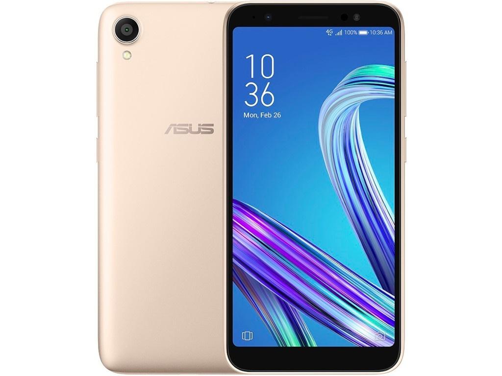 Сотовый телефон ASUS ZenFone Lite L1 G553KL Gold телефон asus zenfone 3