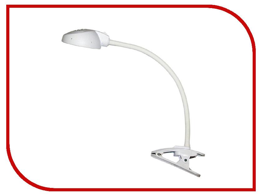 Купить Настольная лампа Трансвит Веста С16 ПШ White