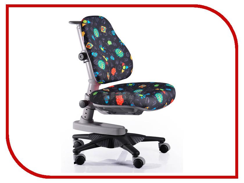 Компьютерное кресло Mealux Comf-Pro Newton Black Bugs Y-818 GB