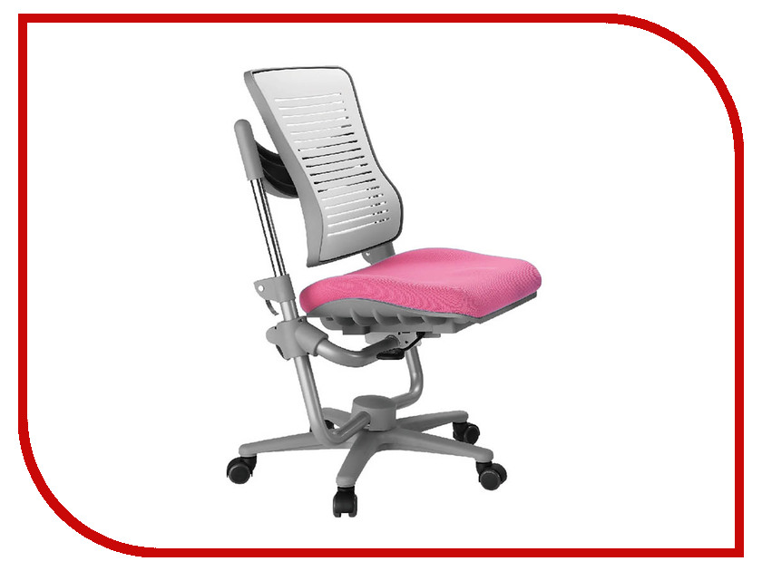 Фото - Компьютерное кресло Mealux Comf-Pro Angel Pink C3-400 KP аксессуар comf pro подставка под ноги comf pro bd p9s