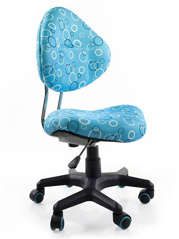 Компьютерное кресло Mealux Aladdin Light Blue Rings EVO Y-520 BS цены