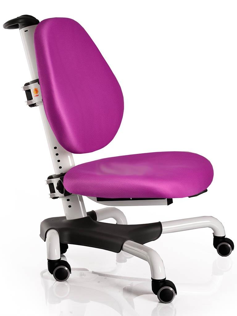 Компьютерное кресло Mealux Nobel White-Violet Y-517 WKS
