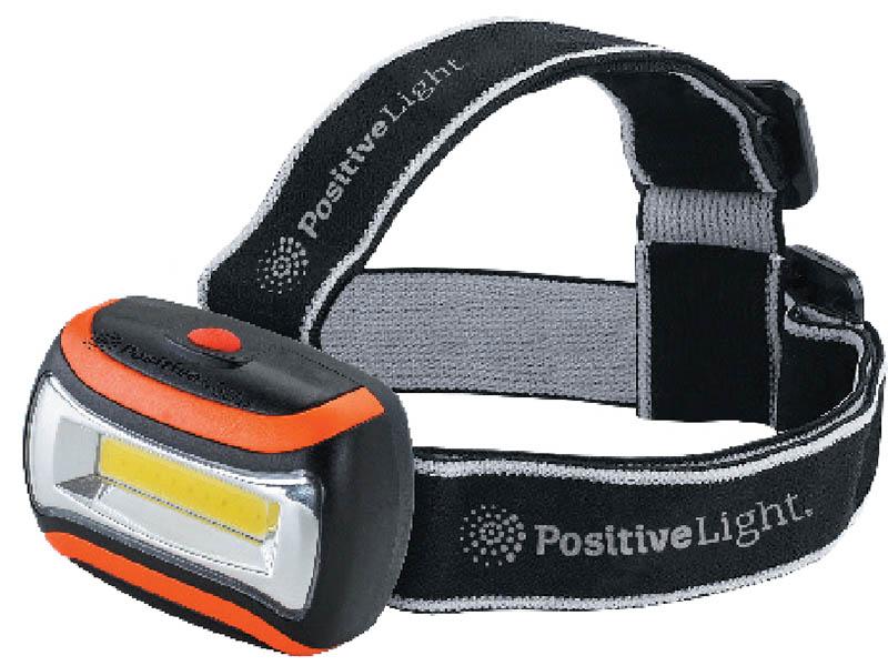 Фонарь Positive Plus Light Налобный 3 PP0502-0003