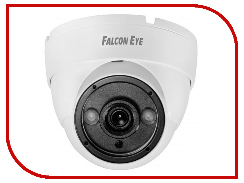AHD камера Falcon Eye FE-ID5.0MHD/20M h view cctv accessory bnc video power cable 10m 20m 30m 40m for analog ahd cctv surveillance camera dvr kit surveillance