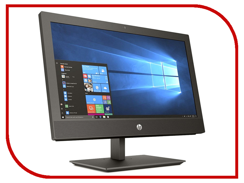 Моноблок HP ProOne 400 G4 All-in-One NT Black 5BL85ES (Intel Core i3-8100 3.6 GHz/4096Gb/256Gb/DVD-RW/Wi-Fi/Bluetooth/Cam/HD Graphics 630/Wi-Fi/BLuetooth/Cam/20.0/1600x900/Windows 10 Pro) моноблок lenovo ideacentre aio 520 22iku ms silver f0d5000srk intel core i5 7200u 2 5 ghz 4096mb 1000gb dvd rw intel hd graphics wi fi bluetooth cam 21 5 1920x1080 dos