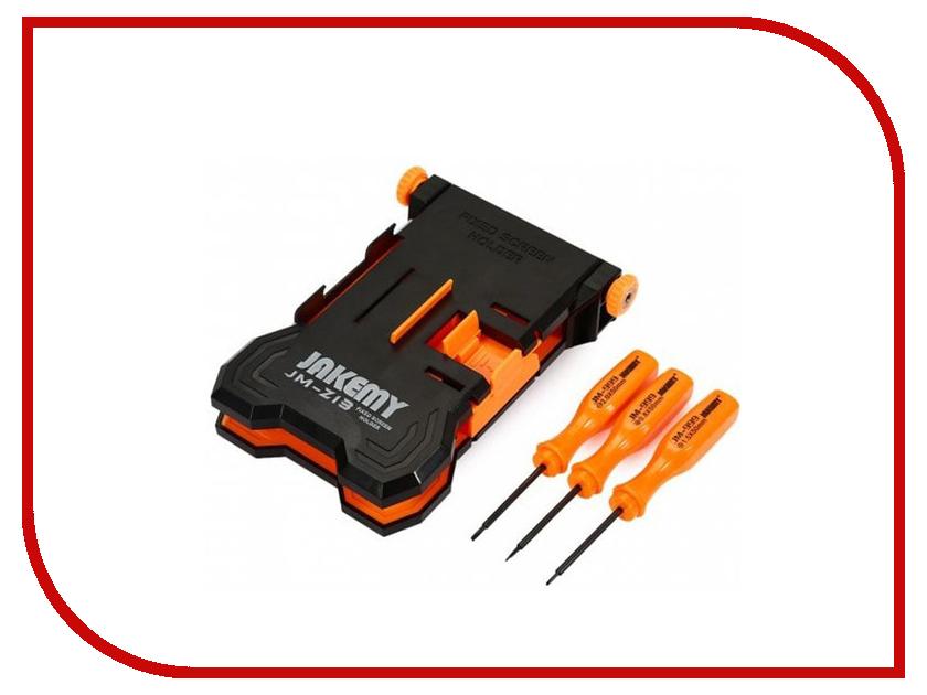 Инструмент для самостоятельного ремонта телефона Jakemy JM-Z13 jakemy jm t8 11 precision parts grabber
