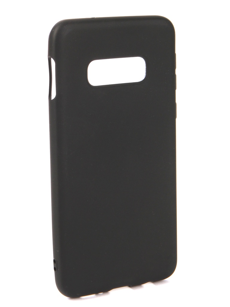 Аксессуар Чехол Neypo для Samsung Galaxy S10 Lite Soft Matte Silicone Black NST7204 мышь palmexx bluetooth apple style px mouse bt apst