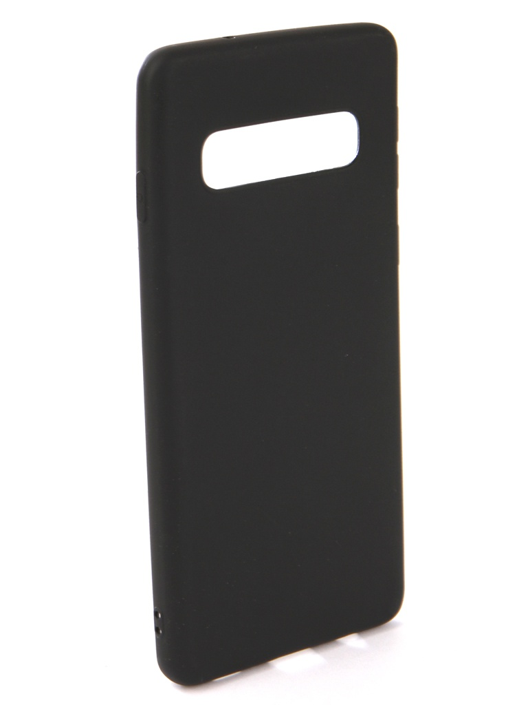 Аксессуар Чехол Neypo для Samsung Galaxy S10 Soft Matte Silicone Black NST6577 аксессуар чехол для samsung galaxy j7 neo neypo soft touch black st3772