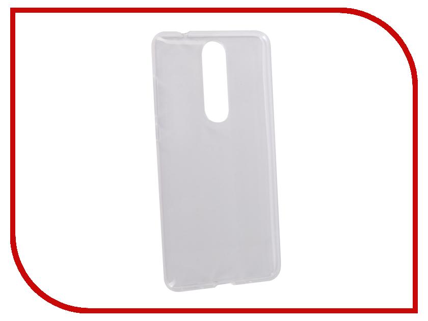 Купить Аксессуар Чехол для Nokia 5.1 Neypo Silicone Transparent NST4397