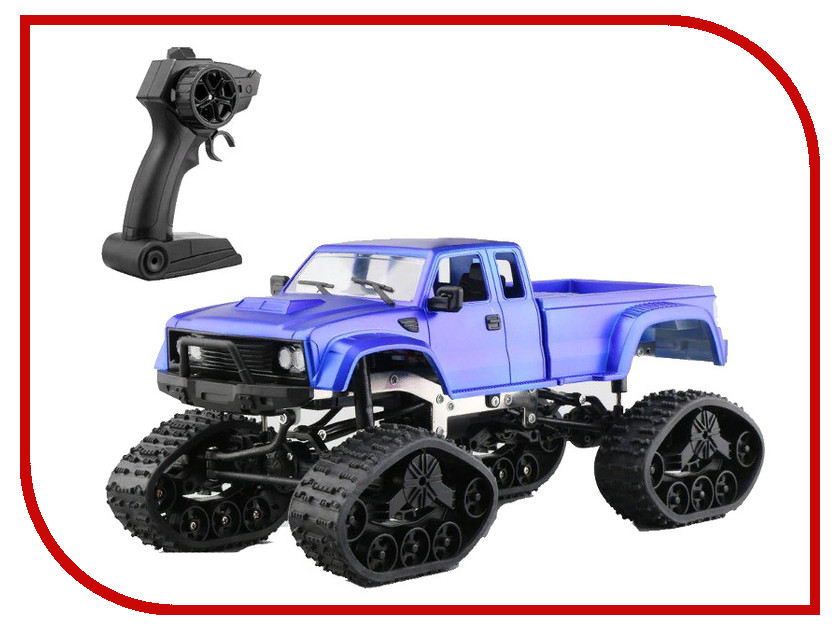 Игрушка Aosenma Rock Crawler 4WD 1:16 Blue FY002B rc rock crawler 1 10 accessories fire extinguisher for axial wraith scx10 90046 tamiya cc01 rc4wd d90 d110 traxxas trx 4
