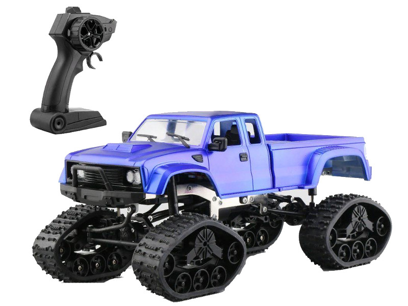 Игрушка Aosenma Rock Crawler 4WD 1:16 Blue FY002B