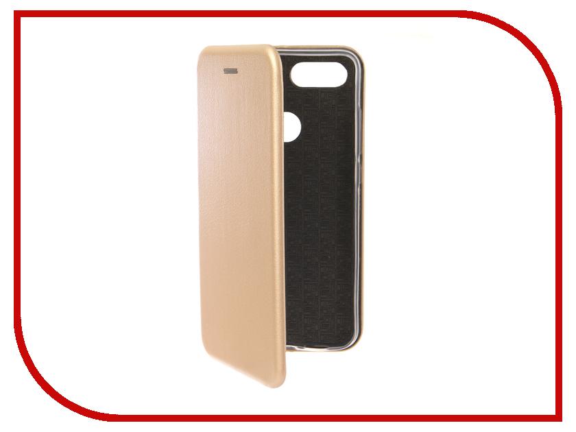 Купить Аксессуар Чехол для Xiaomi Mi 8 Lite Neypo Premium Gold NSB6677