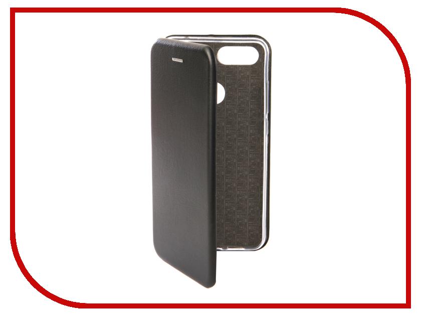 Аксессуар Чехол для Xiaomi Mi 8 Lite Neypo Premium Black NSB6676 аксессуар чехол для xiaomi mi a1 neypo soft touch black st3324