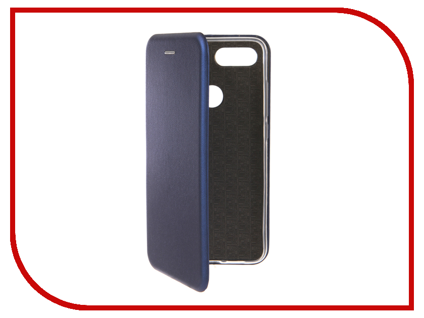 Купить Аксессуар Чехол для Xiaomi Mi 8 Lite Neypo Premium Blue NSB7102
