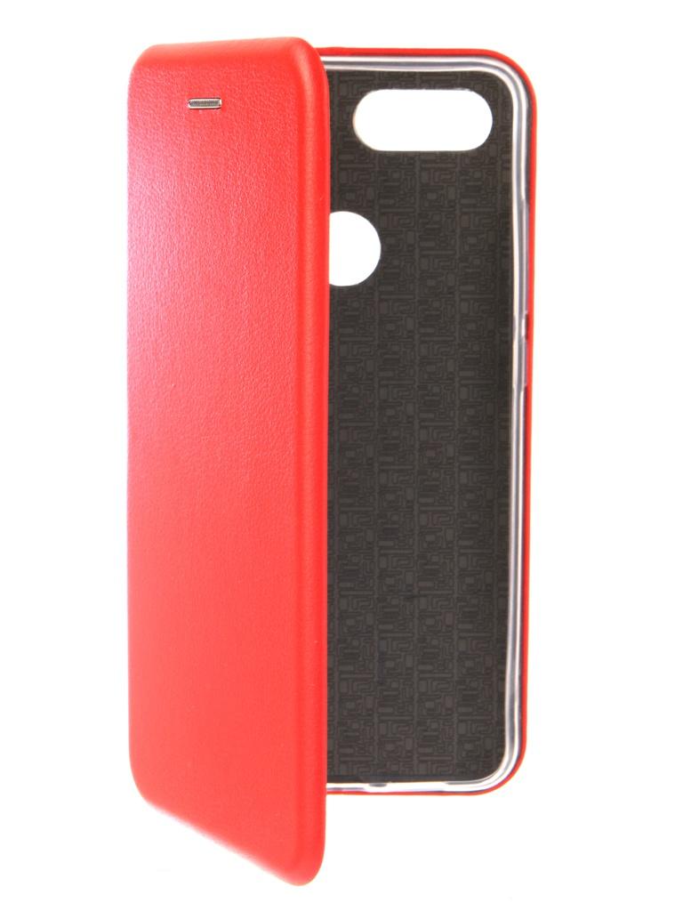 Аксессуар Чехол Neypo для Xiaomi Mi 8 Lite Premium Red NSB7103