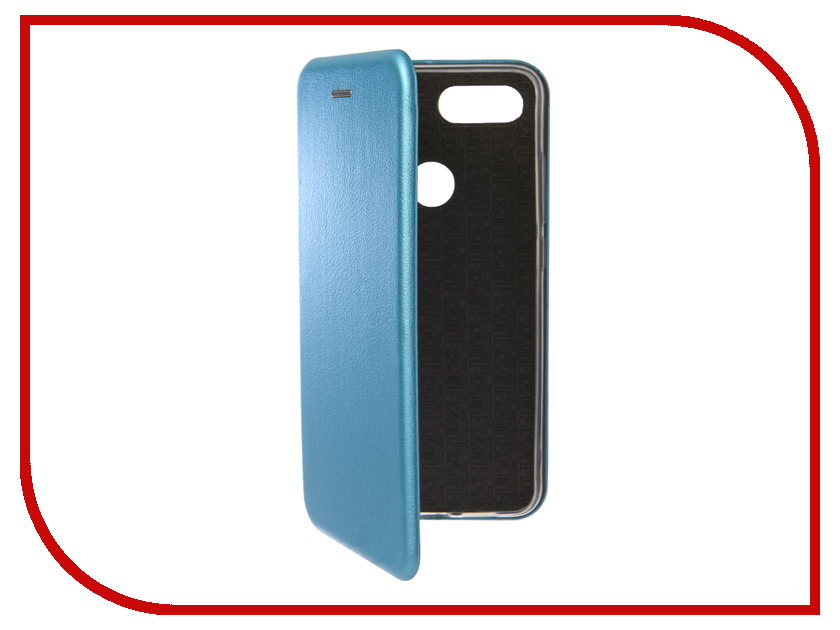 Купить Аксессуар Чехол для Xiaomi Mi 8 Lite Neypo Premium Light-Blue NSB6675