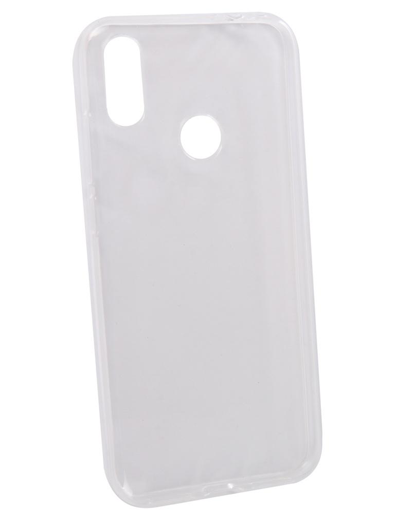 Аксессуар Чехол Neypo для Xiaomi Redmi Note 7 Transparent NST8820 цена и фото