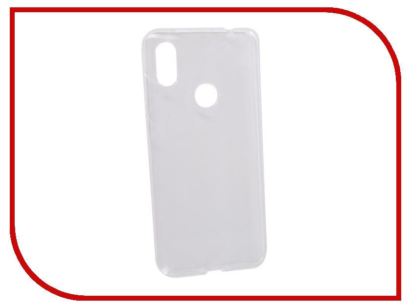 Аксессуар Чехол для Xiaomi Redmi Note 6 / 6 Pro Neypo Transparent NST5510 аксессуар чехол для xiaomi redmi 6 pro gecko transparent white s g xir6pro wh