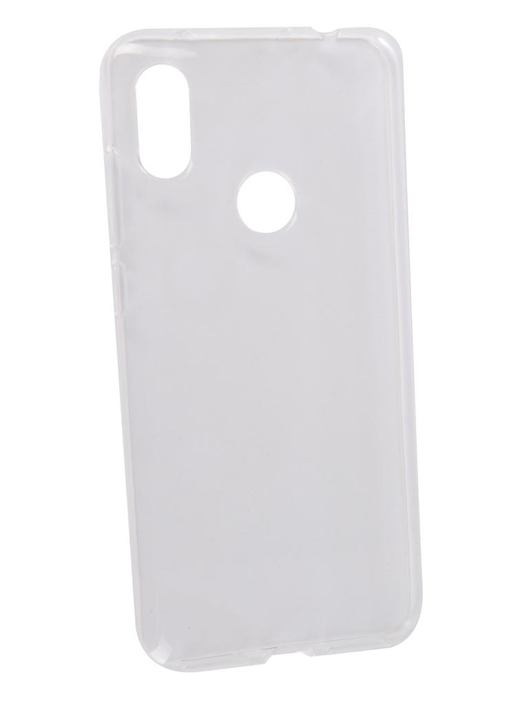 Аксессуар Чехол Neypo для Xiaomi Redmi Note 6 / 6 Pro Transparent NST5510 аксессуар чехол для xiaomi redmi 6 pro gecko transparent white s g xir6pro wh