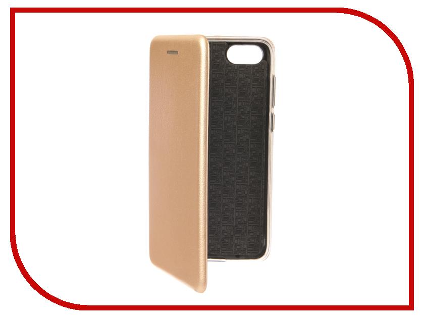 Купить Аксессуар Чехол для Huawei Y5 Lite 2018 Neypo Premium Gold NSB5991