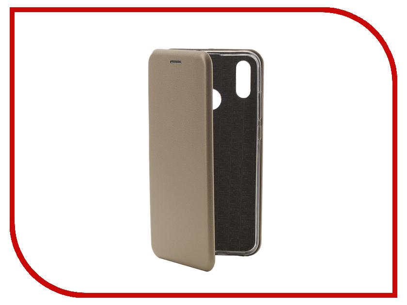 Купить Аксессуар Чехол для Huawei P Smart 2019 Neypo Premium Gold NSB6586