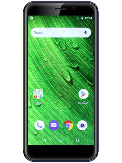 Сотовый телефон Nobby S300 Pro Blue NBP-S3-50-02P