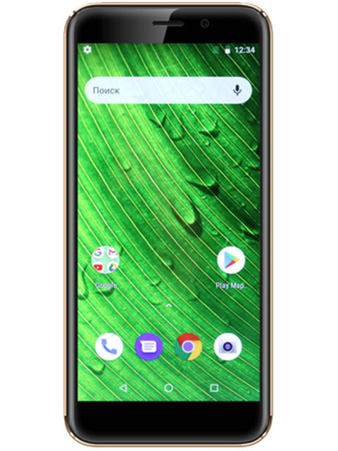 Сотовый телефон Nobby S300 Pro Gold NBP-S3-50-03P телефон