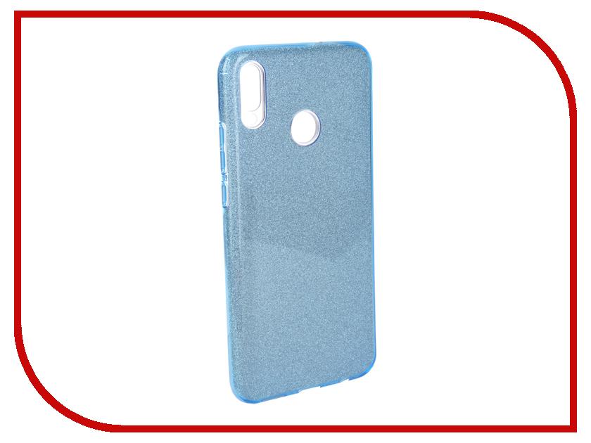 Аксессуар Чехол для Honor 8X Neypo Brilliant Silicone Light Blue Crystals NBRL6363 аксессуар чехол для huawei p20 pro neypo brilliant silicone turquoise crystals nbrl4561