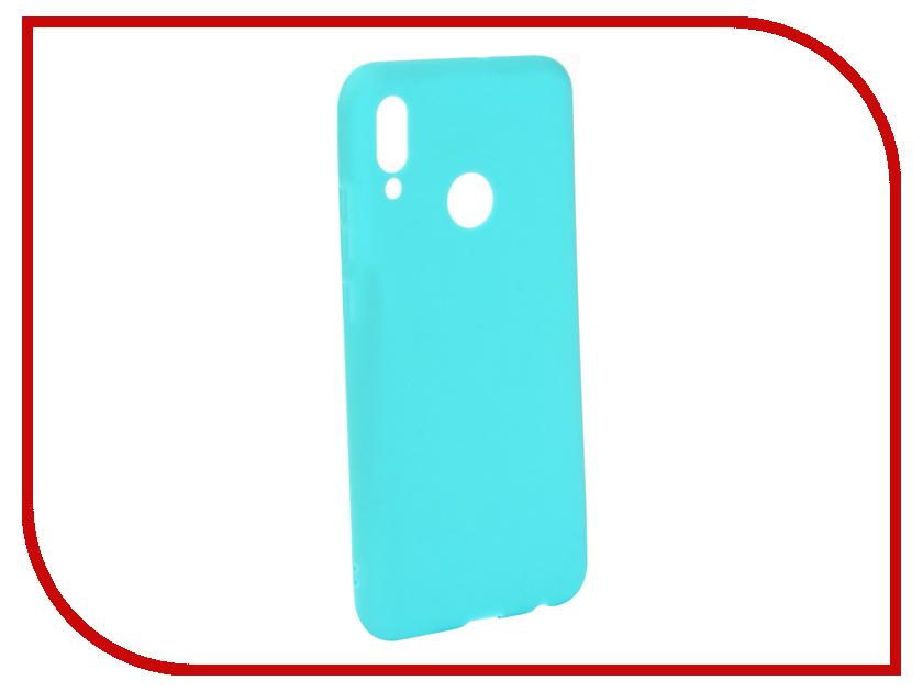 Аксессуар Чехол для Huawei P Smart 2019 Neypo Soft Matte Silicone Turquoise NST7186 аксессуар чехол для huawei p20 lite neypo soft matte silicone turquoise nst4291