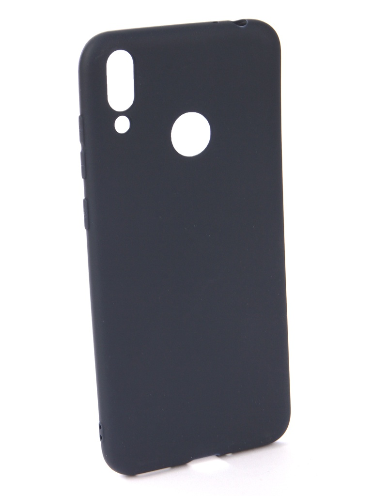 Аксессуар Чехол Neypo для Honor 8C Soft Matte Silicone Dark Blue NST6189 аксессуар чехол neypo для nokia 6 1 plus x6 2018 soft matte dark blue nst6132
