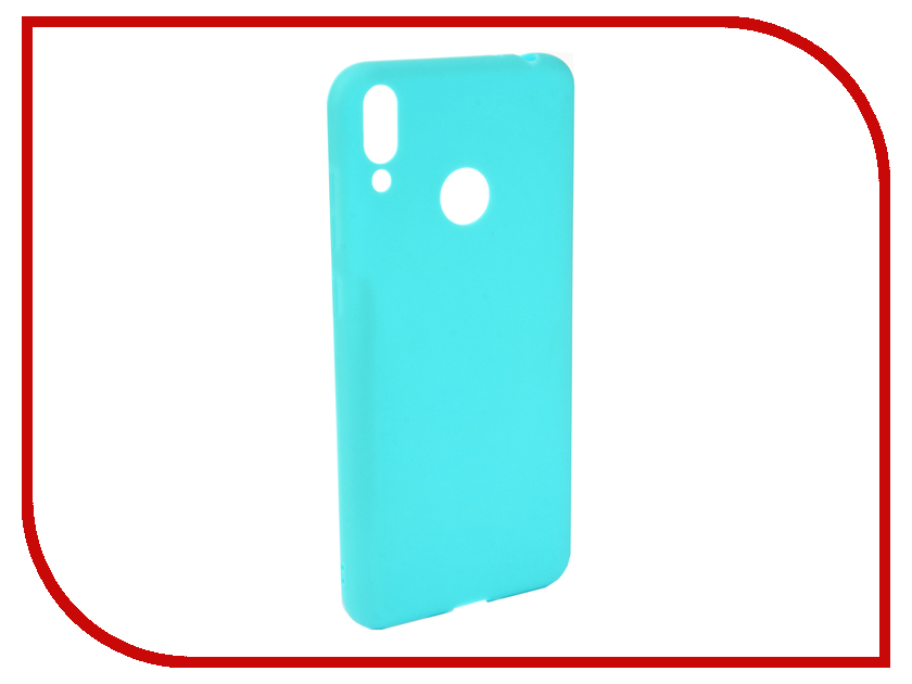 Аксессуар Чехол для Honor 8C Neypo Soft Matte Silicone Turquoise NST6187 аксессуар чехол для honor 8c neypo soft matte silicone turquoise nst6187