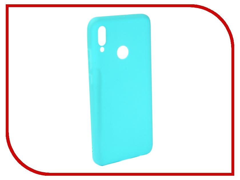 Аксессуар Чехол для Honor 10 Lite Neypo Soft Matte Silicone Turquoise NST6612 аксессуар чехол для huawei p20 lite neypo soft matte silicone turquoise nst4291