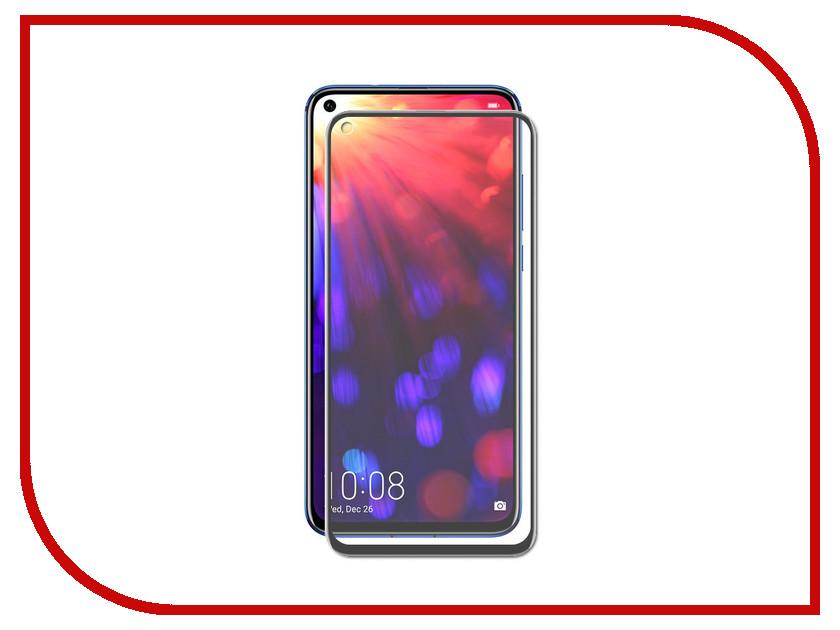 Защитное стекло для Honor View 20 Neypo Full Screen Glass Black Frame NFG7237 аксессуар защитное стекло для samsung galaxy j2 2018 neypo full screen glass white frame nfg3963