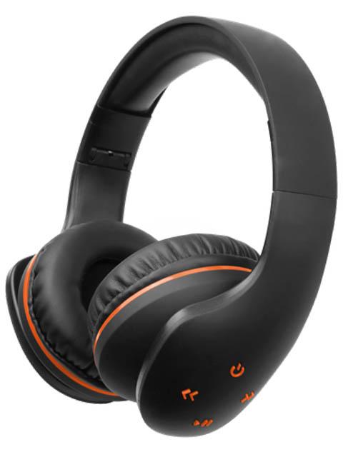 Nobby Comfort В-215 Black-Orange NBC-BH-42-06
