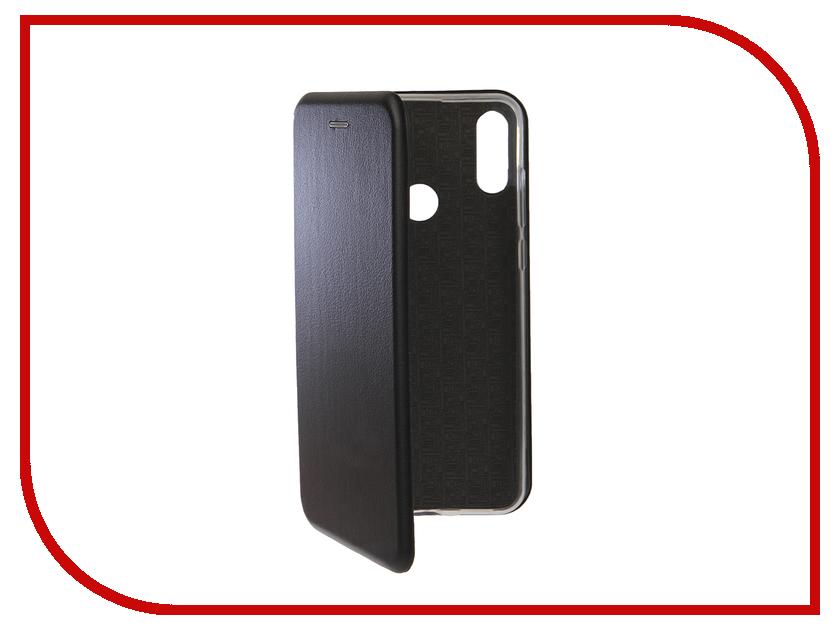 Аксессуар Чехол для ASUS ZenFone Max Pro M2 ZB631KL Neypo Premium Black NSB7019 аксессуар чехол для asus zenfone go zb450kl aksberry black