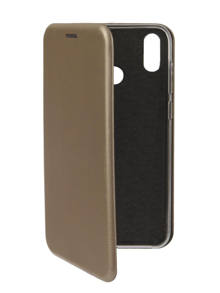 Аксессуар Чехол Neypo для ASUS ZenFone Max M2 ZB633KL Premium Gold NSB7014