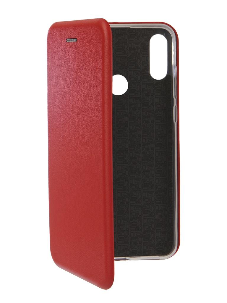 Аксессуар Чехол Neypo для ASUS ZenFone Max Pro M2 ZB631KL Premium Red NSB7016