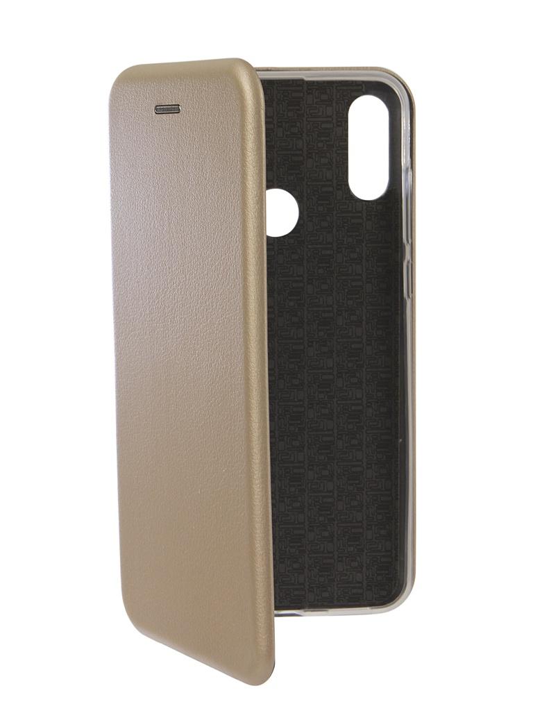 Аксессуар Чехол Neypo для ASUS ZenFone Max Pro M2 ZB631KL Premium Gold NSB7015 grammar plus bk 2 grammar plus