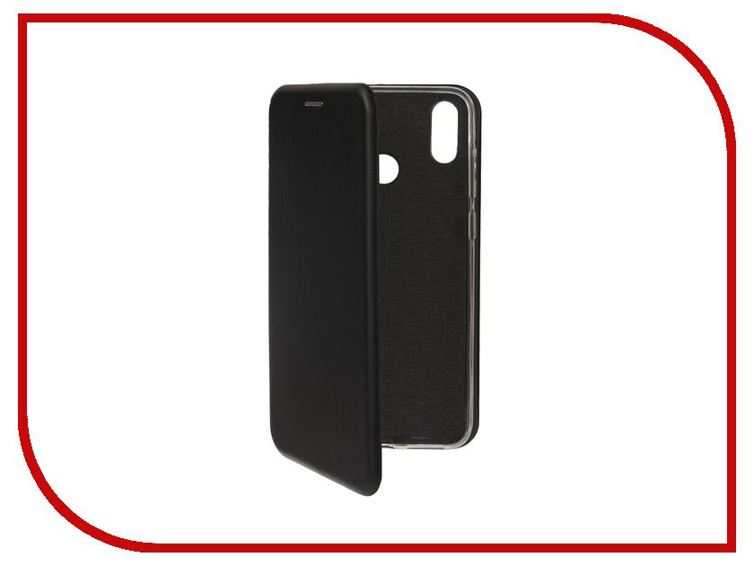 Аксессуар Чехол для ASUS ZenFone Max M2 ZB633KL Neypo Premium Black NSB7010 аксессуар чехол для asus zenfone go zb450kl aksberry black