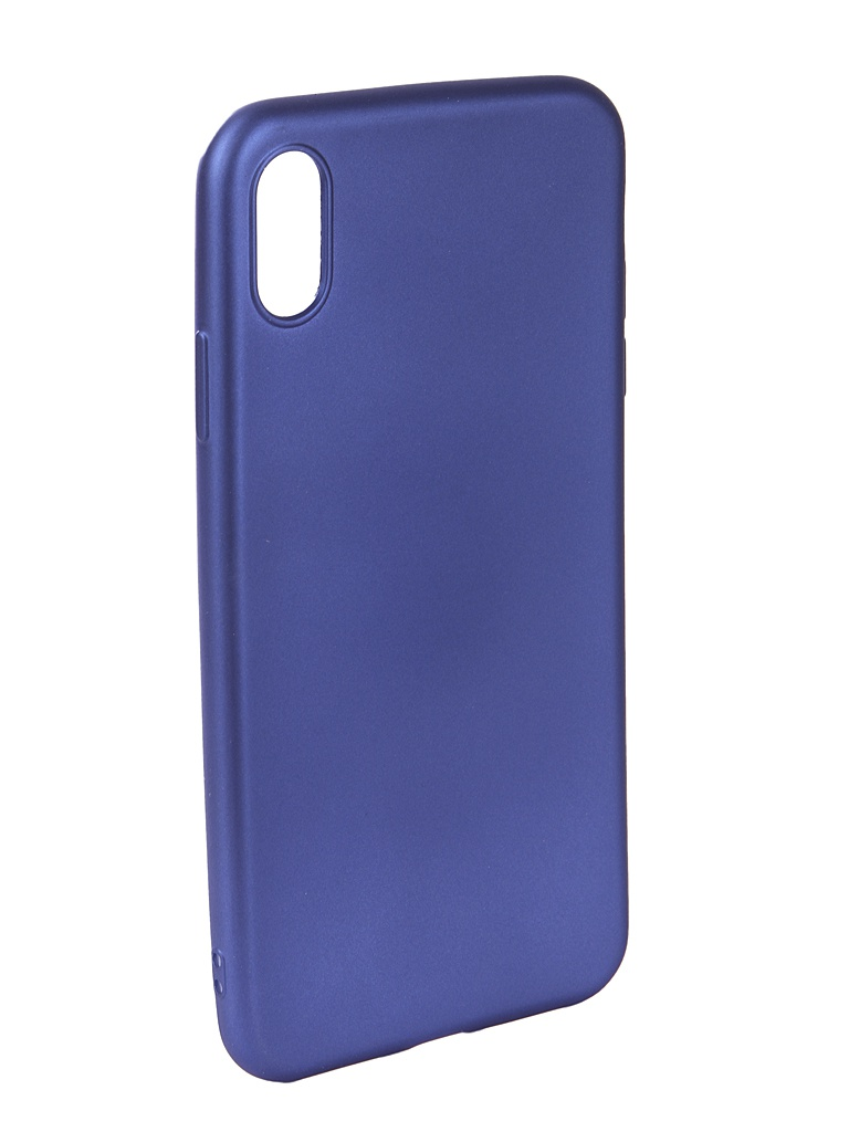 Аксессуар Чехол Neypo для APPLE iPhone Xs Max Neon Silicone Blue NSTN5885 аксессуар чехол для apple iphone xs max neypo neon silicone gold nstn5884