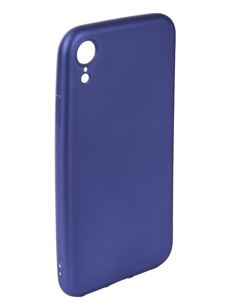 Аксессуар Чехол Neypo для APPLE iPhone XR Neon Silicone Blue NSTN5890